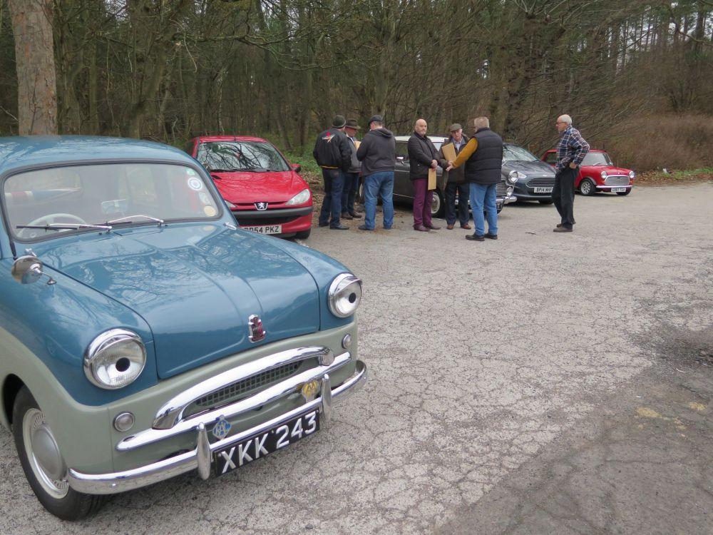 Apley Farm Classic Car