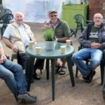FREE! bacon bap and coffee for classic car owners