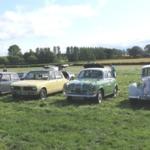 The Club Cars at Apley