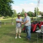 Best Gas Guzzler - Howard Stockton - Jaguar XJSR