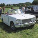 Usuable Mk1 Triumph Vitesse