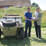A prize for this very unusual German army Wehrmacht Schwimmwagen amphibious vehicles