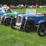 The three wheel convention