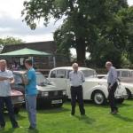 Club Cars at Chaddesley