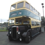 Nice Classic Bus from the Black Country Museum