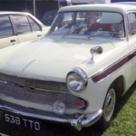 Show featured car - Austin A60 - this car is a real Beauty