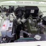 Show featured car - Austin A60 excellent engine bay