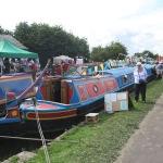 The Boating Festival in full swing