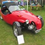 Black Jack Kit Car