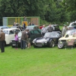 Club Cars on site