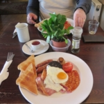 A Hearty Breakfast all in for £6