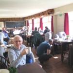 Great breakfast, satisfied club members