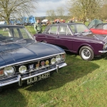 Two new members 1600E and GT Mk2 Cortina's