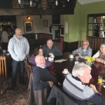 Club members enjoying a break at the Marlbank Inn at Wellard