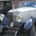 New members 1930 Rolls Royce , very nice!