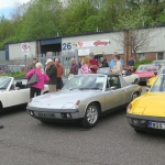 Just a few 914's
