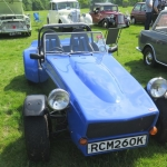 New Club member brings his Dutton type B to Ragley Hall