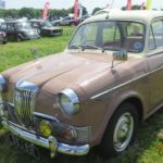 Nice Mk3 Riley One Point Five - Probably better than Allan's