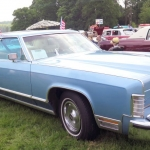 Nice Lincoln Continental yours for just 10.5K