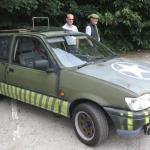 Nigel's Ratted Fiesta