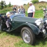 Nice Jaguar roadster