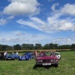 The remaining classic car enthusiasts