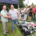 Best restoration - Dave's Mk4 Jaguar