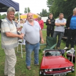 Best wheels - Gary's Triumph Stag