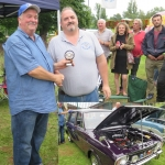Best in show - Tony's Cortina 1600E