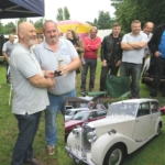 Chairmans choice - Tony's Triumph Renown