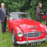 The Mayor's choice, he used to own one in blue and cream I won't reveal what he sold it for.