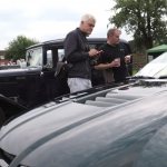 Jon Bentley picks his car of the show