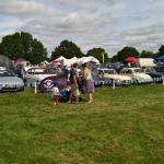 Club Cars at Ragley Show